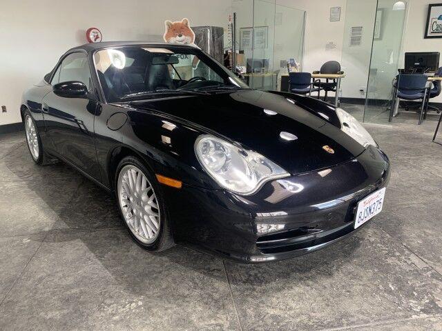 2003 Porsche 911 Carrera  San Jose CA