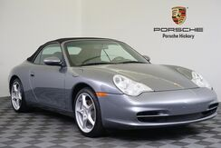 2003_Porsche_911_Carrera 4 (2dr All-wheel Drive Cabriolet)_ Hickory NC