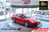 2003 Porsche 911 Carrera 4 Cabriolet