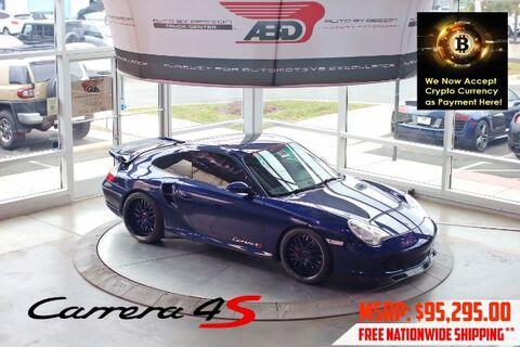 2003_Porsche_911_Carrera 4S_ Chantilly VA