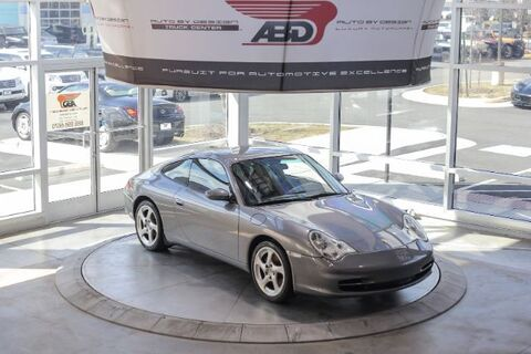 2003_Porsche_911_Carrera Coupe_ Chantilly VA