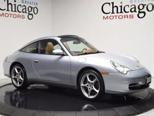 Porsche 911 Carrera Targa~TipTronic Cali Trade in~Clean Inside out 2003