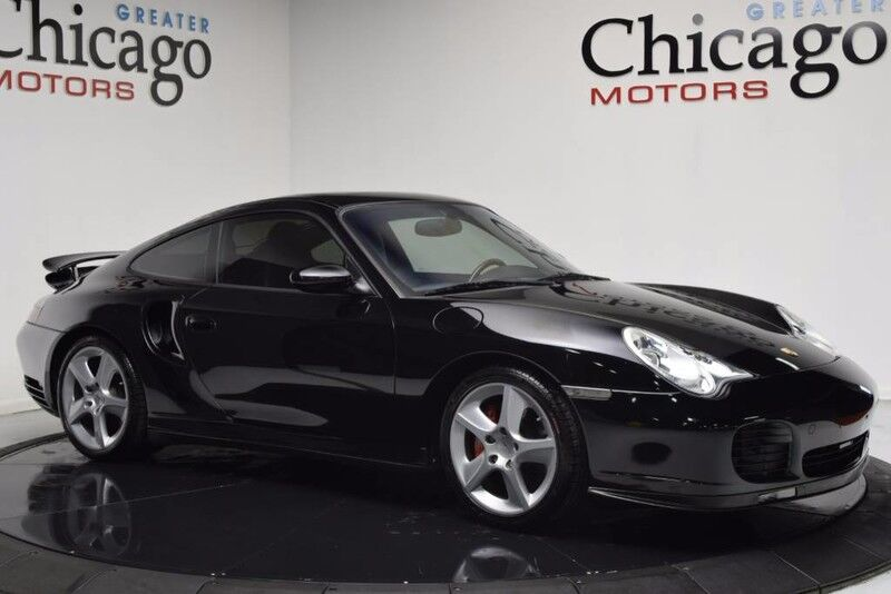2003_Porsche_911 Carrera Tiptronic~$130,290_Very Low Miles ~All Services Completed_ Chicago IL