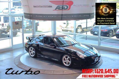 2003_Porsche_911_Turbo_ Chantilly VA