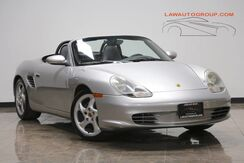 2003_Porsche_Boxster 2dr Roadster Tiptronic_Bose High End Sound Pkg/ Sport Classic 17 Wheels_ Bensenville IL