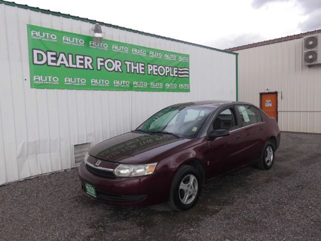 2003 Saturn ION Sedan 1 Spokane Valley WA