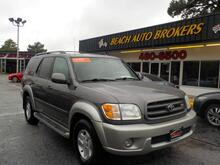 2003_TOYOTA_SEQUOIA_SR5, CERTIFIED W/ WARRANTY, SUNROOF, 3RD ROW SEATING, TOW PKG, VERY CLEAN!_ Norfolk VA