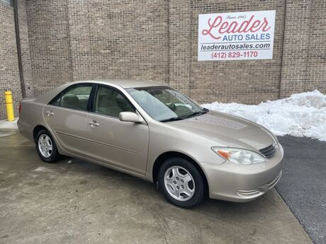 2003 Toyota Camry LE North Versailles PA