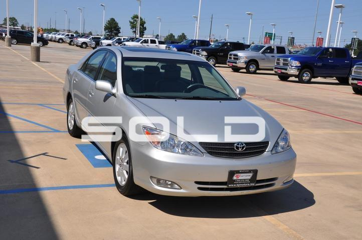 2003 Toyota Camry XLE Tomball TX