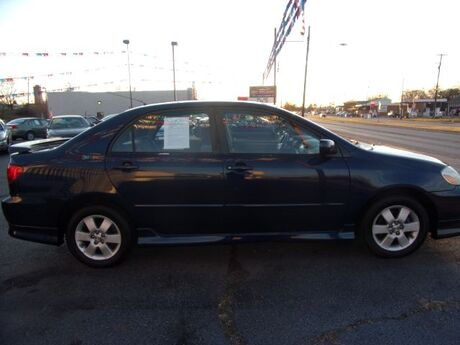 2003 Toyota Corolla S Middletown OH