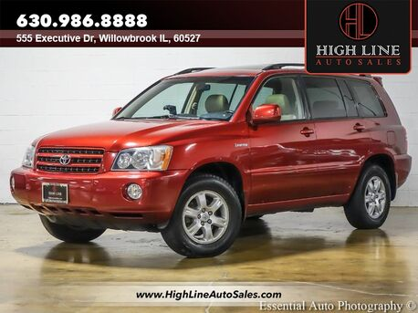 2003_Toyota_Highlander__ Willowbrook IL