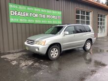 2003_Toyota_Highlander_Limited V6 4WD_ Spokane Valley WA