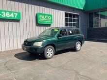 2003_Toyota_Highlander_Limited V6 4WD_ Spokane Valley WA