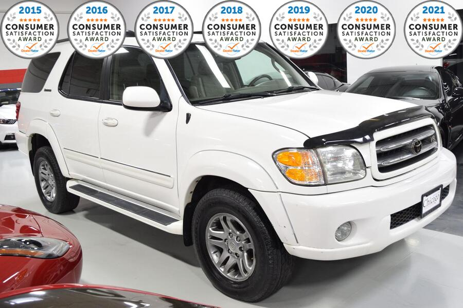 2003_Toyota_Sequoia_Limited_ Glendale Heights IL