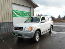 2003_Toyota_Sequoia_SR5 4WD_ Spokane Valley WA