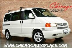 2003_Volkswagen_EuroVan_MV - 1 OWNER CLEAN CLEAN CARFAX CAPTAINS CHAIRS 3RD ROW SEATING REAR CLIMATE CONTROL_ Bensenville IL