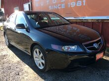 2004_Acura_TSX_6-speed MT with Navigation System_ Spokane WA