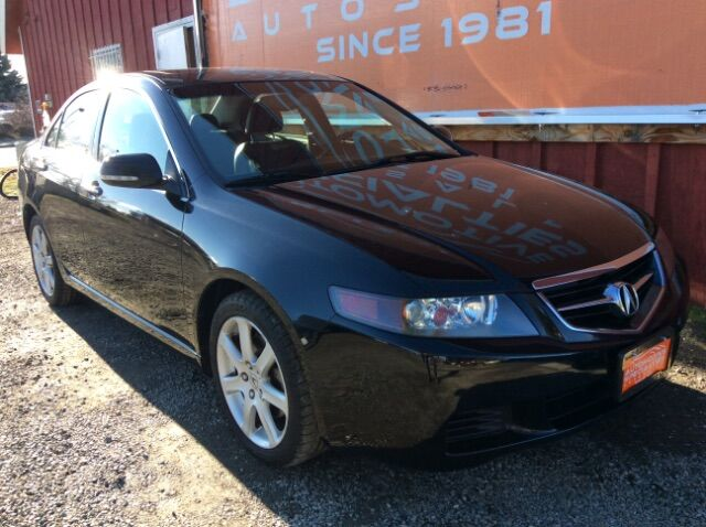 2004 Acura TSX 6-speed MT with Navigation System Spokane WA