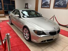 2004_BMW_6-Series_645Ci Convertible_ Charlotte NC