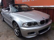2004_BMW_M3_Convertible_ Spokane WA