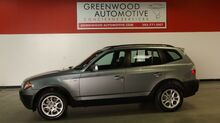 2004_BMW_X3_2.5i_ Greenwood Village CO