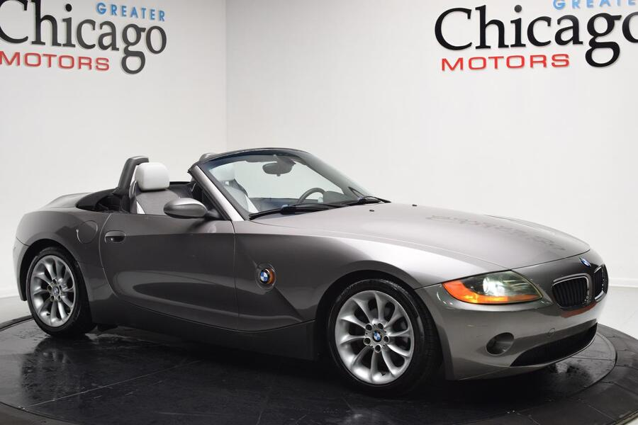 2004_BMW_Z4_2.5i_ Glendale Heights IL