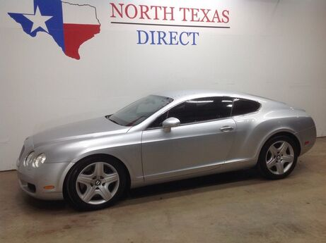 2004 Bentley Continental FREE DELIVERY GT Sport Twin Turbo V12 AWD Performance Coupe Mansfield TX