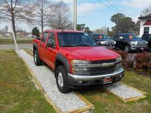 2004_CHEVROLET_COLORADO_Z-71 LS CREW CAB 4X4, WARRANTY, TOW PKG, BED LINER, CD PLAYER, FOG LAMPS, BACKUP CAM, CD PLAYER,A/C!_ Norfolk VA