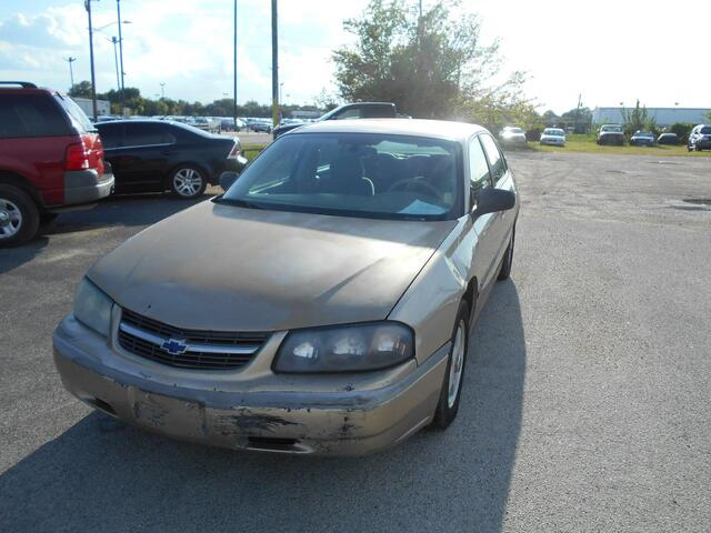2004 CHEVROLET IMPALA  Houston TX