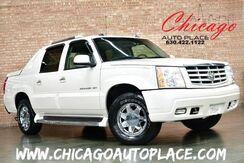 2004_Cadillac_Escalade EXT_AWD NAVI LEATHER HEATED SEATS BOSE AUDIO VORTEC V8_ Bensenville IL