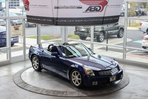 2004_Cadillac_XLR_Convertible_ Chantilly VA