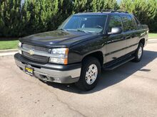 2004_Chevrolet_Avalanche_1500 4WD_ Salt Lake City UT