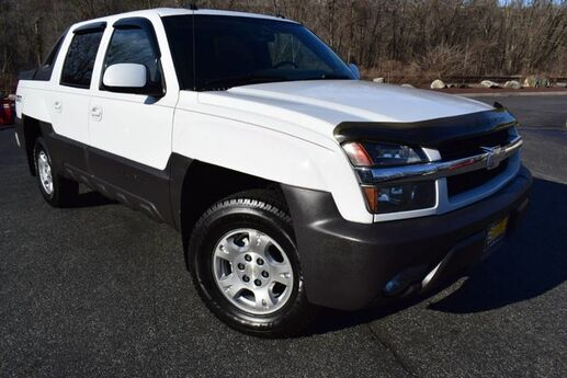 2004 Chevrolet Avalanche 4x4 Z71 Easton PA