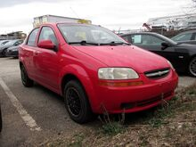 2004_Chevrolet_Aveo_Base_ Philadelphia PA