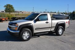 2004_Chevrolet_Colorado_LS Z71 4X4 'SHORT WIDE BED' AUTOMATIC! RARE FIND! PRICED AT A STEAL!_ Norman OK