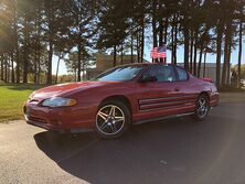 Chevrolet Monte Carlo 2d Coupe SS Supercharged 2004