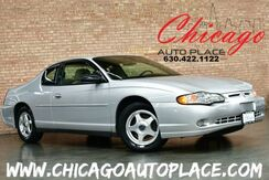 2004_Chevrolet_Monte Carlo_LS - 3.4L V6 ENGINE TAN CLOTH INTERIOR CLIMATE CONTROL CD PLAYER_ Bensenville IL