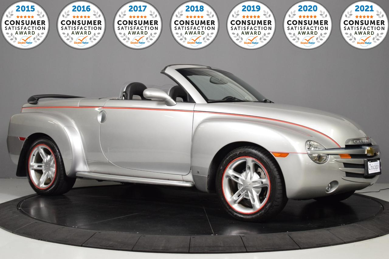2004 Chevrolet SSR LS Glendale Heights IL