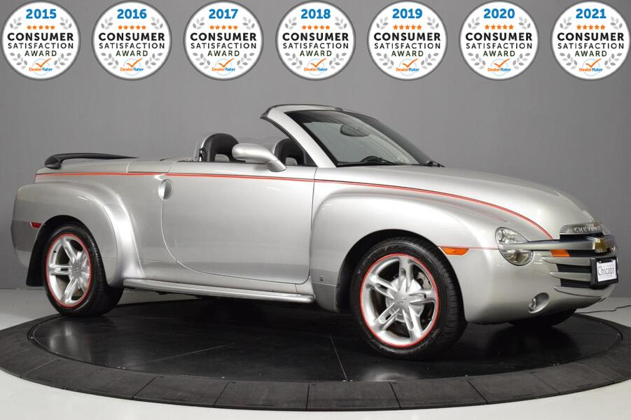 2004_Chevrolet_SSR_LS_ Glendale Heights IL