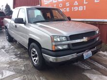 2004_Chevrolet_Silverado 1500_Ext. Cab Short Bed 2WD_ Spokane WA