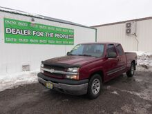 2004_Chevrolet_Silverado 1500_LS Ext. Cab Long Bed 2WD_ Spokane Valley WA