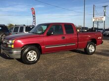 2004_Chevrolet_Silverado 1500_LS Ext. Cab Short Bed 4WD_ Killeen TX