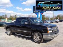2004_Chevrolet_Silverado 1500_LT Ext. Cab Short Be_ Lexington SC