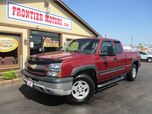 2004 Chevrolet Silverado 1500 Z71 Ext. Cab Long Bed 4WD