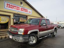 2004_Chevrolet_Silverado 2500_Ext. Cab 4WD_ Middletown OH
