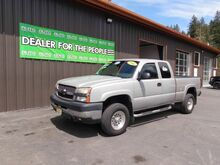 2004_Chevrolet_Silverado 2500HD_Ext. Cab Long Bed 4WD_ Spokane Valley WA