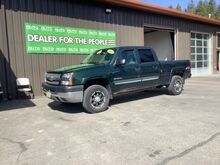 2004_Chevrolet_Silverado 2500HD_LT Crew Cab Short Bed 4WD_ Spokane Valley WA