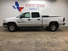 2004_Chevrolet_Silverado 2500HD_LT2 Duramax Diesel Allison Crew Leather Michelin Tires_ Mansfield TX