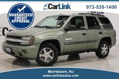 2004_Chevrolet_TrailBlazer_LS_ Morristown NJ