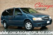 2004 Chevrolet Venture LT - 3.4L V6 SFI ENGINE 1 OWNER FRONT WHEEL DRIVE REAR ENTERTAINMENT 3RD ROW POWER SLIDING DOORS GRAY CLOTH CAPTAINS CHAIRS